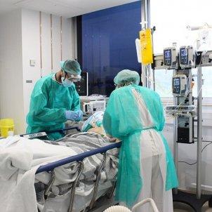 coronavirus hospital ACN