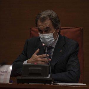 Artur Mas Comissió Parlament Palau - Maria Contreras Coll