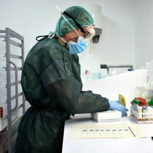 coronavirus hospital catalunya - acn