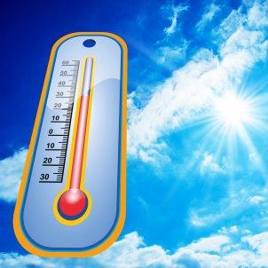 Ola calor Pixabay