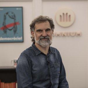 Jordi Cuixart Omnium - Maria Contreras Coll
