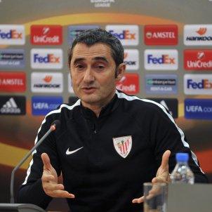 Ernesto Valverde roda premsa Athletic
