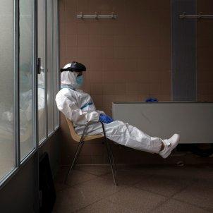coronavirus cap raval nord catalunya barcelona - efe