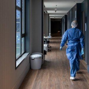 Hotel sanitari coronavirus ACN