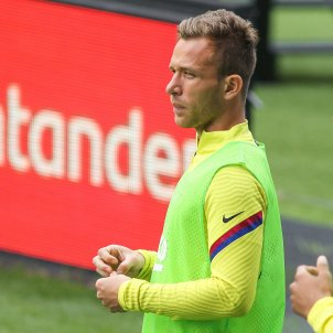 arthur melo barça europa press