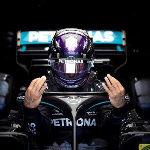 Lewis Hamilton Formula 1 Mercedes EFE