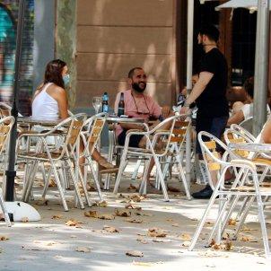 bar corornavirus Barcelona ACN