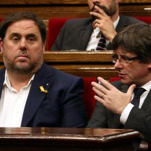 Junqueras i Puigdemont ACN