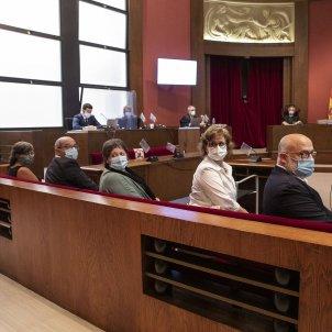 Judici als exemembres de la Mesa del Parlament ACN