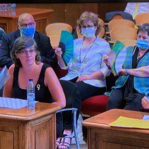 Mireia Boya judici mesa parlament
