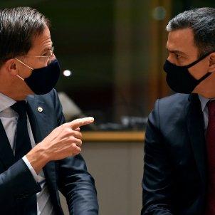 mark rutte pedro sanchez EFE