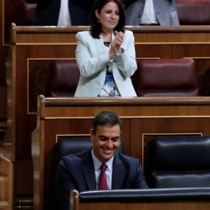 Pedro Sanchez Congres EFE