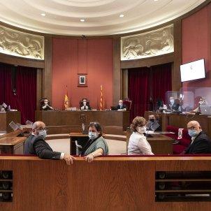 Judici TSJC Mesa Paralment Europa Press