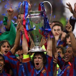 Champions 2006 Barça París