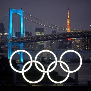 Jocs Olimpics Toquio 2020 anelles EFE