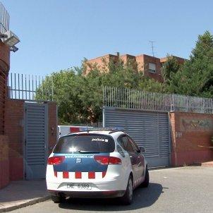 entrada centre penitenciari ponent