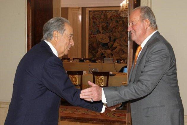 Villar Mir Joan Carles Rei @CasaReal