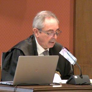 fiscal Ariche judici Mesa Parlament ACN