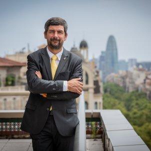 EuropaPress 3239831 presidente camara barcelona joan canadell posa entrevista europa press