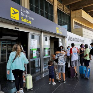 aeroport manises valencia - efe