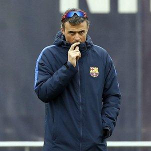 Luis Enrique entrenament FCB EFE