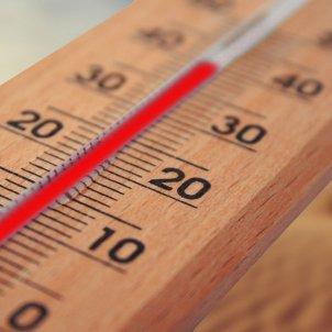 termòmetre calor PIxabay
