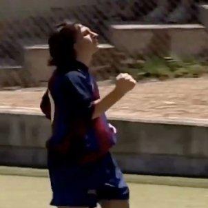 Leo Messi Masia Barca FC Barcelona