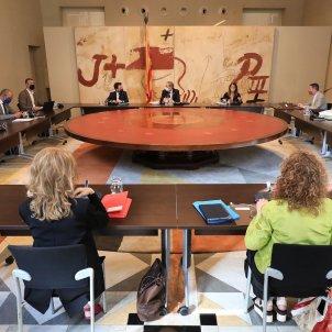 Reunió del consell executiu coronavirus / Jordi Bedmar