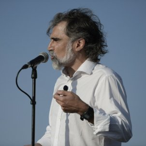 Jordi Cuixart acte lledoners tercer grau - maria contreras