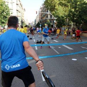 esport carrer balmes coronavirus - ACN