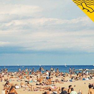 Playa Barcelona Unsplash