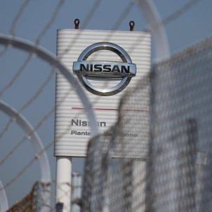 nissan fabrica logo - acn
