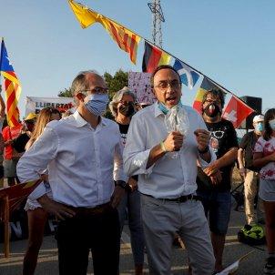 Jordi Turull Josep Rull lledoners suspensió tercer grau - efe