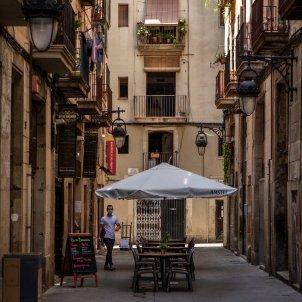 bar restaurant tancat coronavirus barcelona efe