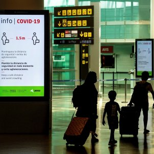 turisme aeroport Prat coronavirus EFE