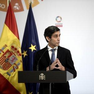 presidente ejecutivo Telefonica José María Álvarez-Pallete EP