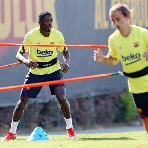 Dembele Barca FC Barcelona