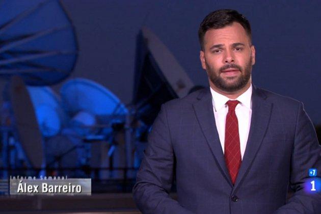Alex Berreiro informe semanal tve