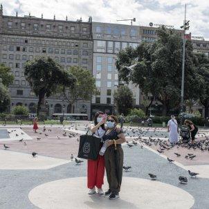 turisme plaça catalunya - Maria Contreras Coll