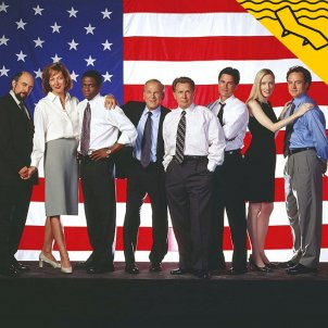 the west wing gandula