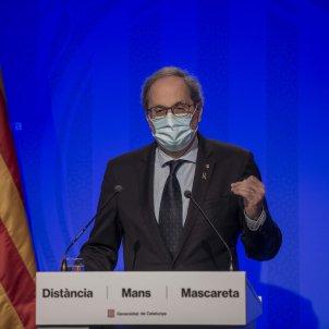 Quim Torra consell executiu Generalitat - Maria Contreras Coll