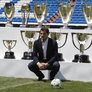 Iker Casillas copes Reial Madrid EuropaPress