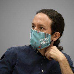 Pablo Iglesias Podemos - Óscar Cañas / Europa Press