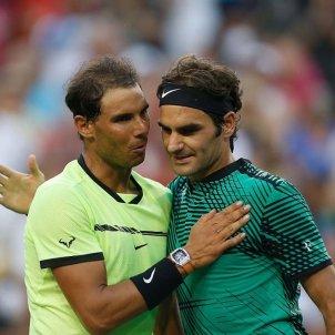 Rafa Nadal Roger Federer EuropaPress