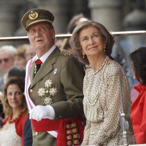 Joan Carles Sofia Felip casa reial monarquia GTRES