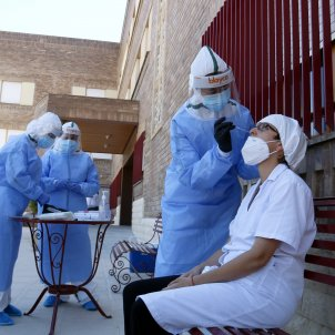 coronavirus prova pcr - aCN