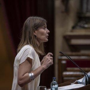 Ple monarquia Jessica Albiach - Maria Contreras Coll
