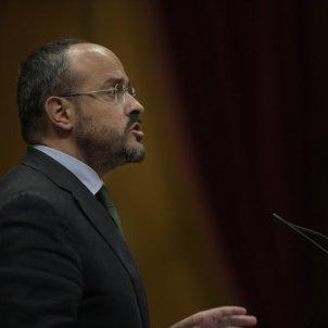 Alejandro Fernandez PP Parlament de Catalunya - Maria Contreras Coll