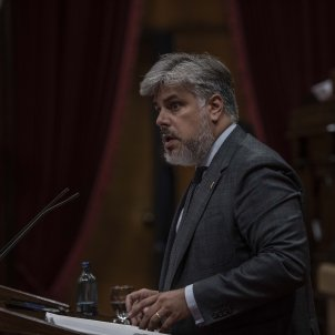 albert batet jxc ple parlament monarquia - Maria Contreras Coll