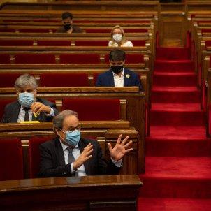 Torra ple del Parlament monarquia EFE